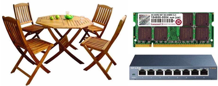 Netgear RN10400 100EUS ReadyNAS 104 NAS System bei den19 Amazon Blitzangeboten