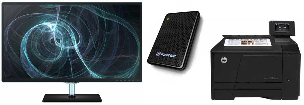 Amazon Sale4  Transcend ESD400   externe SSD Festplatte 128GB bei den 21 Amazon Blitzangeboten