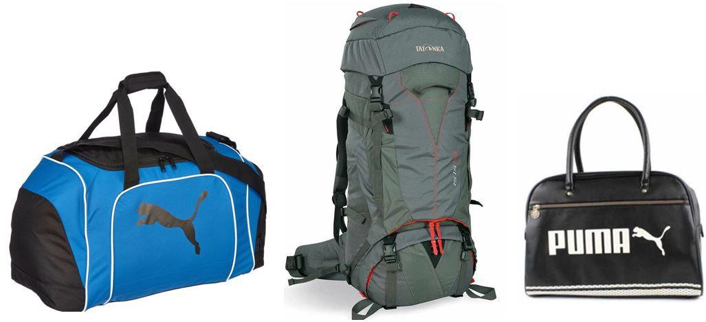 Rucksäcke & Sporttaschen bei Amazon als Wochenangebot