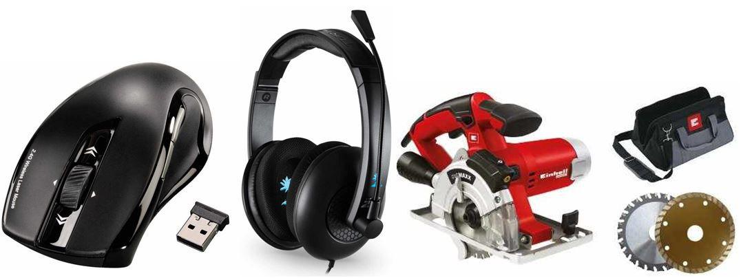Mad Catz R.A.T. 9 Wireless Gaming Maus für 79,99€ bei den 30 Amazon Blitzangeboten