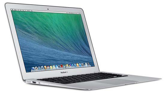 Apple MacBook Air MD760D/B   13 Zoll Notebook (1,4 GHz, 8GB Ram, 128GB SSD) für 899€