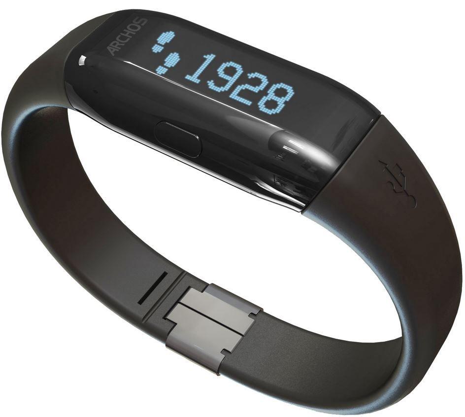 ARCHOS Activity Tracker mit Pedometer und OLED Display für 39€ inkl. Versand