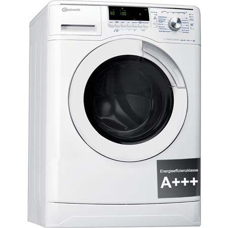 Bauknecht WA Eco Star 91 Waschmaschine (A+++, 9kg, 1.400 U/min) für 479€