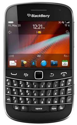 Blackberry Bold 9900 (Demoware) für 119€