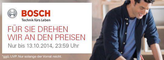 Bosch Sonderverkauf bei eBay mit bis zu 35% Rabatt