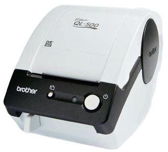 Brother QL 500BW Etiketten Drucker für 19,45€