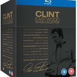 Clint Eastwood – 20-Film Blu-ray Collection für 46,79€ (statt 106€)