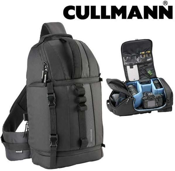 Cullman Cullmann Como Cross Pack 300 – Kamers Schultertasche für 33,90€