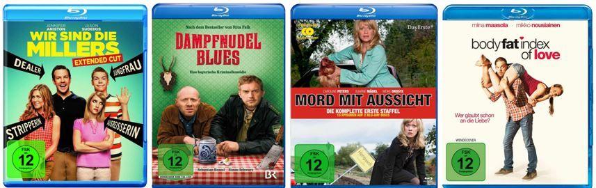 DVD Blu ray11 Wir sind die Millers für 7,97€ und mehr bei den Amazon DVD und Blu ray Angeboten der Woche