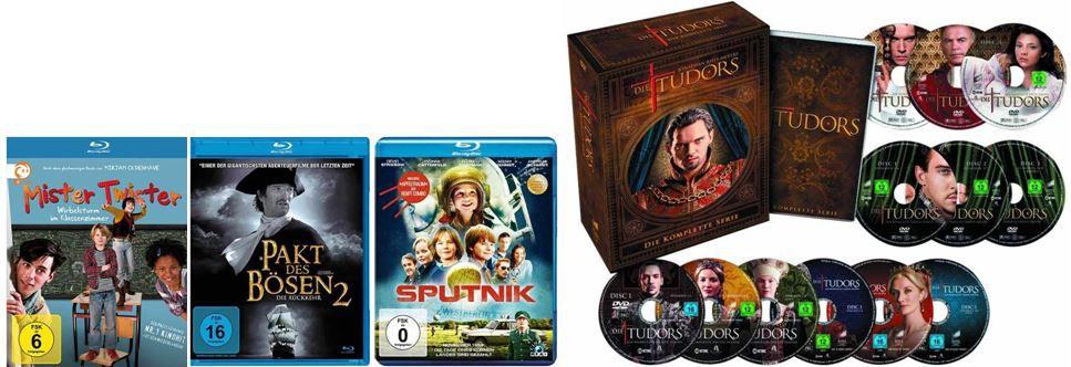 DVD Blu ray18 Netgear RN10400 100EUS ReadyNAS System bei den 24 Amazon Blitzangeboten