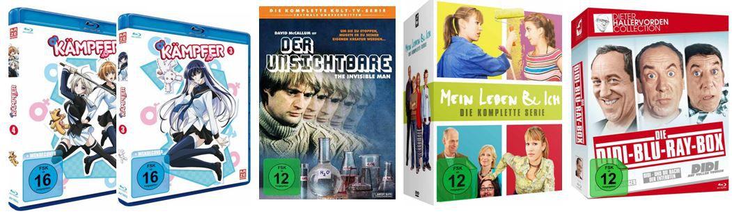 Die Didi Blu ray Box für 18,97€ bei den 34 Amazon Blitzangeboten
