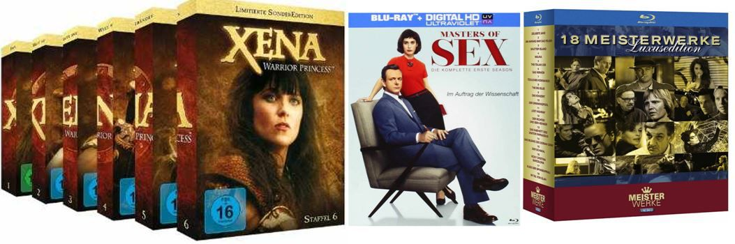 DVD Blu ray20 Logitech Harmony Touch Fernbedienung bei den 26 Amazon Blitzangeboten