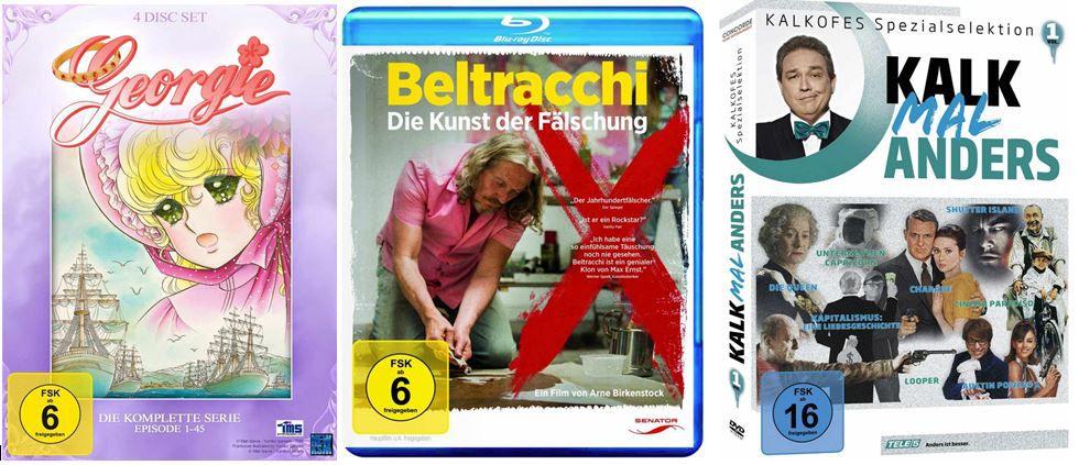DVD Blu ray22 Dolce & Gabbana Rose The One EdP 50ml für 42,45€ bei den 34 Amazon Blitzangeboten