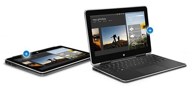 Dell XPS 11 Dell XPS 11   11 Zoll Ultrabook mit 128GB oder 256GB ab 424€