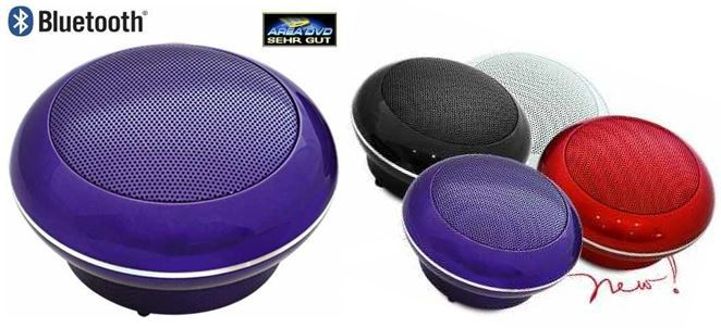 Divoom Divoom Bluetune Pop Bluetooth Lautsprecher für je 14,90€