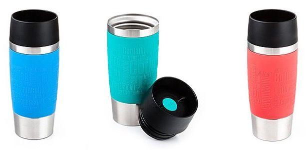 Emsa Travel Mug Emsa Travel Mug Thermobecher in 8 Farben für je 8,80€   nur für Neukunden!