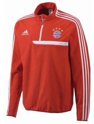 FC Bayern München Trainingsfleece Teamline für 29,95€