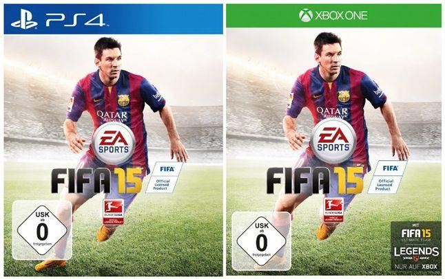 Fifa 15 für Xbox 360 nur 34,95€   Update!