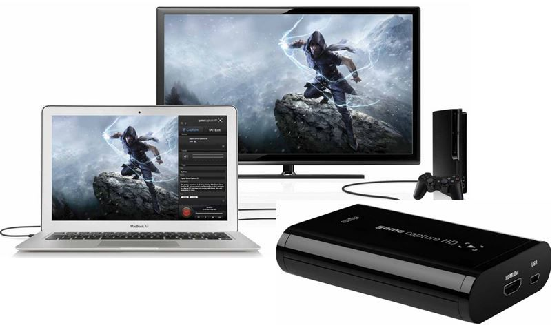 Elgato Game Capture HD   High Definition Game Recorder für PC, Mac, PS4, XBOX für 99,90€ (statt 139€)