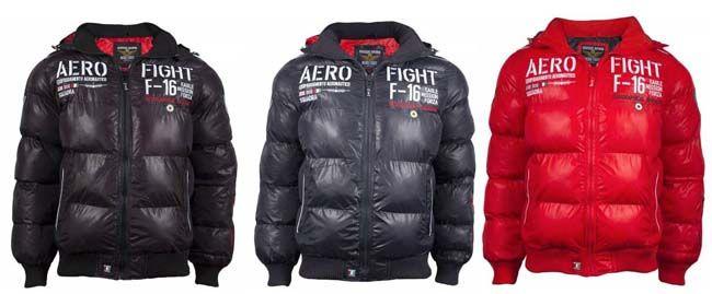 Geographical Norway Aerosquat   Herren Winterjacke für je 37,90€   Update!