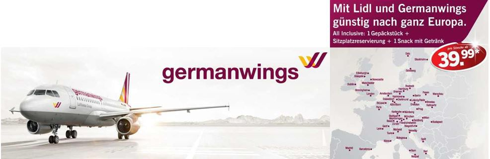 GermanwingsLidl