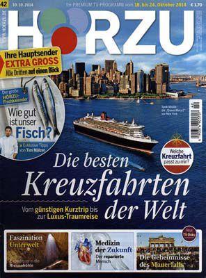 Knaller: Jahresabo Hörzu (52 Ausgaben) kostenlos statt 101,40€