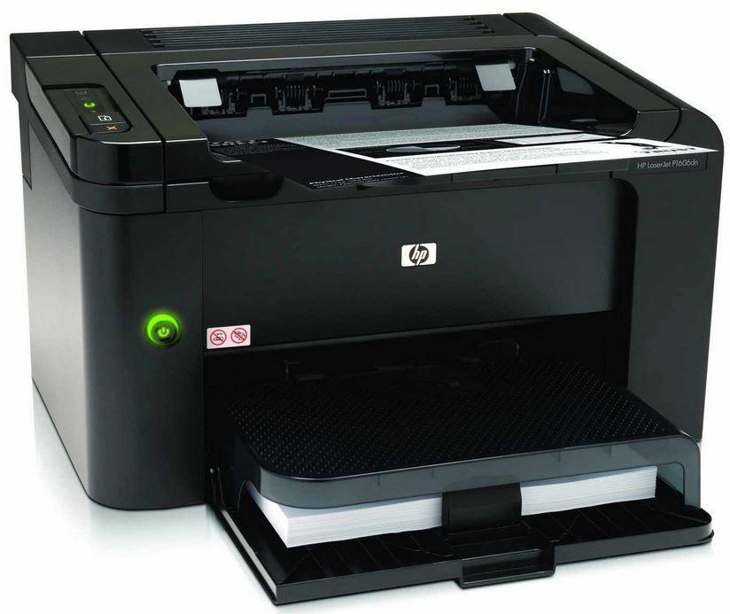 HP LaserJet P1606dn ePrint   Monochrom Laserdrucker für 99€   Update!