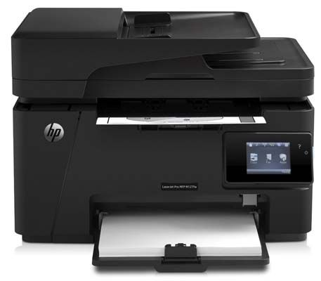 HP LaserJet Pro M127fw HP LaserJet Pro M127fw Laser Multifunktionsdrucker für 159,90€