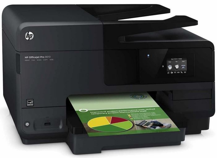 HP Officejet Pro 8620 HP Officejet Pro 8620 Multifunktionsdrucker für 117,51€ (statt 173€)