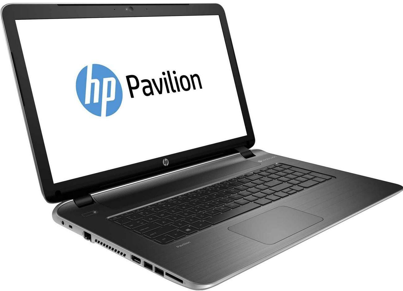 HP Pavilion 17 f050ng   17,3 Notebook mit AMD Quad Core für 339€