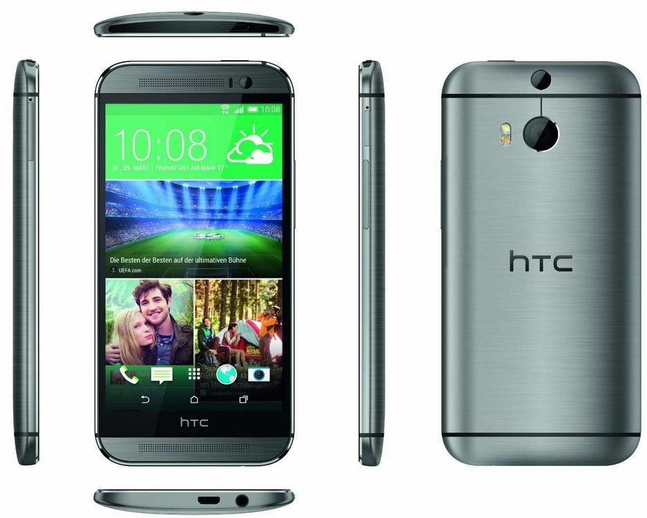HTC One Schnell sein! HTC One M8 für nur 333€ @Media Markt