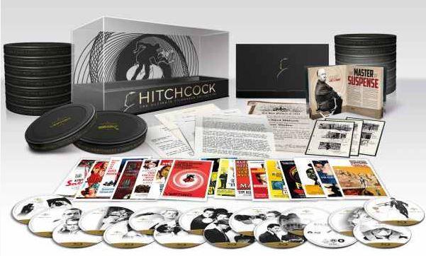 Alfred Hitchcock   Ultimate Filmmaker Collection auf Blu ray für 64,99€ inkl. Versand