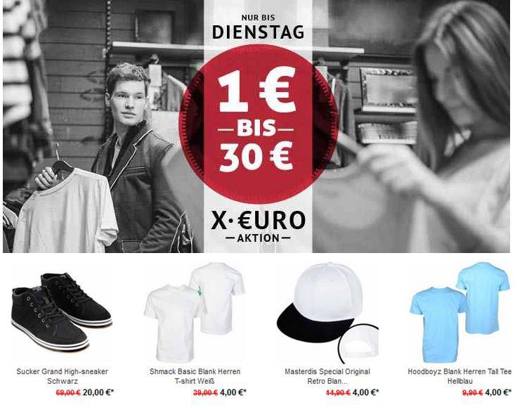 Hoodboyz Aktion mit Artikeln von 1 bis 30€ im SALE   Jack & Jones, Adidas, H.I.S ...