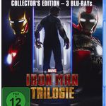 Iron Man Trilogie (Blu-ray) ab 9,97€