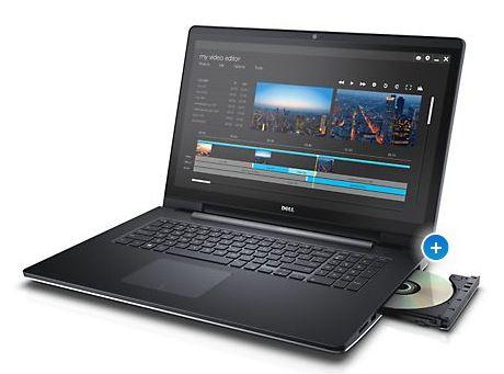 Inspiron 17 5748 Dell Inspiron 17 5748   17 Zoll Notebook (i3 4030U 1,9GHz, 4GB Ram, 500GB, Windows 8.1) für 279€   Update!