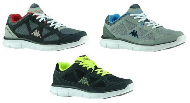 Kappa Umberte Unisex Sneaker Kappa Umberte Unisex Sneaker für 24,90€