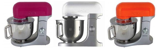 Kenwood KMX 50, KMX 97 und KMX 99 Küchenmaschinen für jeweils nur 249€