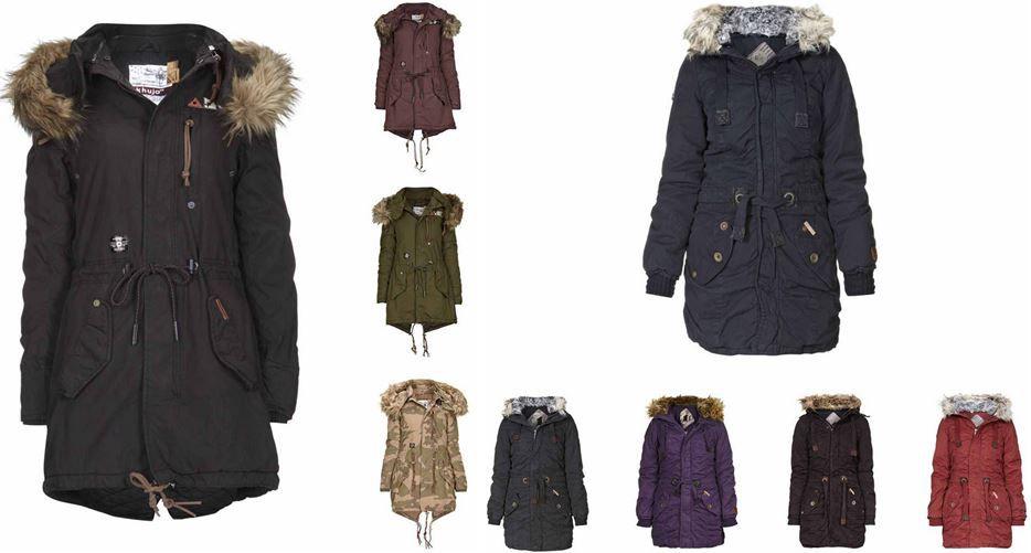 Khujo KHUJO Jacken & Mäntel für Damen und Herren versch. Modelle für je 64,90€   Update