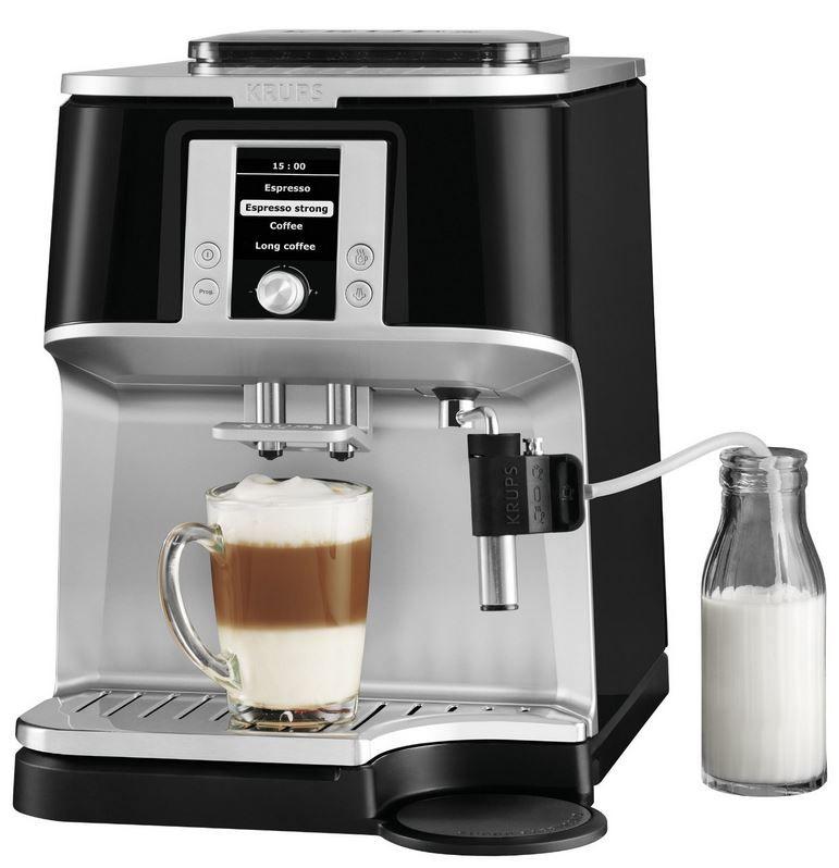 Krups EA8340 Krups EA8340 Espresso Kaffee Vollautomat für 299€   Update