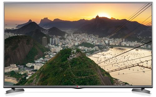 LG 49LB620V LG 49LB620V   49 Zoll 3D LED Fernseher + LG LAP240 Soundplate für 519€