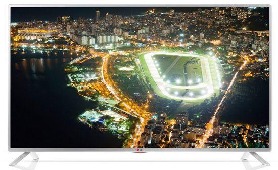 LG 50LB582V   50 Zoll LED Fernseher mit Triple Tuner und WLAN für 599€