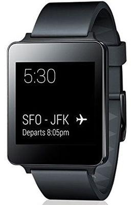 LG G Watch LG G Watch W100 Smartwatch Schwarz ab 114,99€
