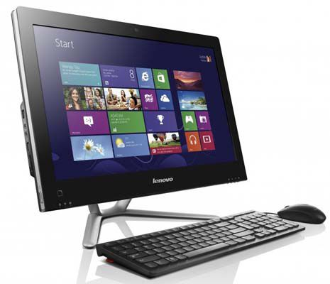 Lenovo IdeaCentre C455   21,5 Zoll All in One PC (1,5GHz, 4GB Ram, 500GB, Windows 8.1) für 419€