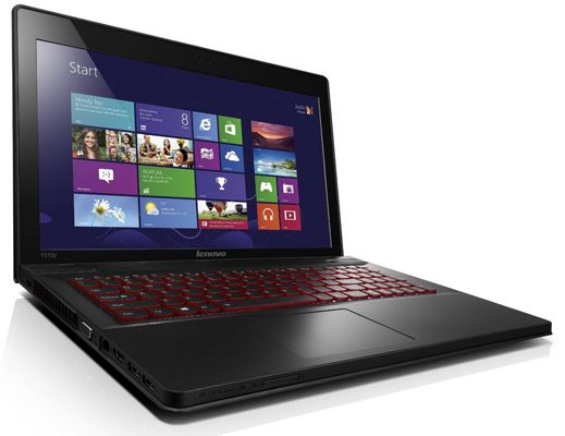 Lenovo IdeaPad Y510p Lenovo IdeaPad Y510p   15,6 Zoll Notebook (Intel Core i5 4200M, 8GB RAM, 256GB SSD, 2x GeForce GT 755M (SLI)) für 764,42€