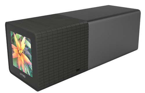 Lytro Lichtfeldkamera mit 8GB für 99€   Kamera mit variabler Fokussierung