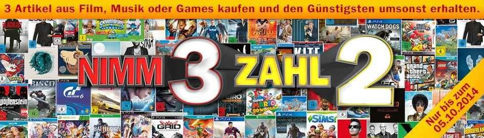 MediaMarkt Game Aktion