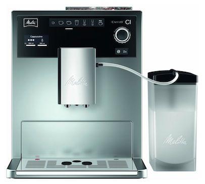 Melitta Caffeo CI E 970 101 Melitta Caffeo CI E 970 101 Premium Kaffee Vollautomat für 599€