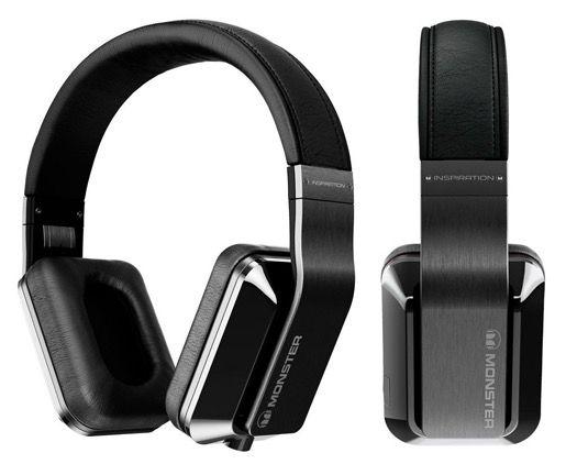 Monster Inspiration Passive OverEar Kopfhörer mit ControlTalk für Apple & Universal für 80,95€