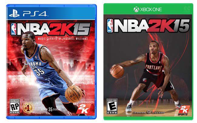 NBA 2K15   Xbox One Game für 15€