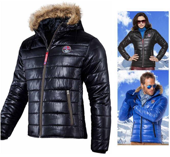 Nebulus Mounty   Wintersport Jacken für Damen und Herren für je 36,99€